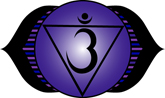 6th Chakra Tattoo For Intuition, Vision, Equanimity