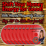 Boost Your 1st Chakra Audio Course (For More Prosperity)