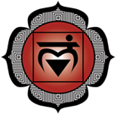 Root Chakra Tattoo for Grounding, Wealth, Health, and Stability