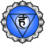 Throat Chakra Tattoo for Truth, Expression and Purpose