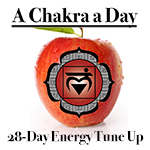 A Chakra A Day (for 28 days)